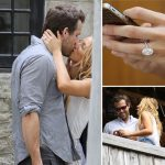 Blake Lively - Engagement Ring