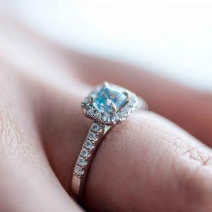 Blue Sapphire - Sapphire Rings