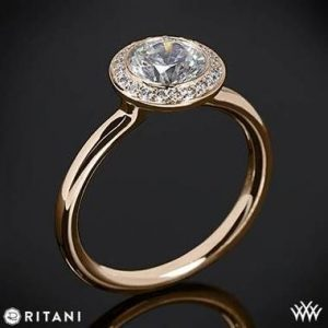18k-rose-gold-ritani-bezel-set-halo-diamond-solitaire-engagement-ring